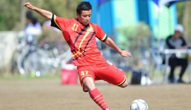 【Pick up】篠原彪真の豪快ミドルでヴィクトワールが横浜GSFC敗り2回戦へ