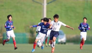 【Pick up】横浜F・マリノスが中嶋秀の決勝点で横浜FCとの横浜ダービー制す