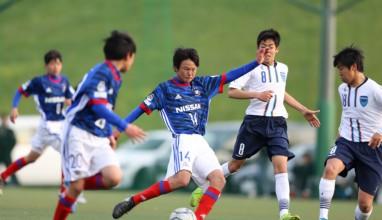 浦和が栃木敗り首位に 横浜FMは2位浮上|関東ユース(U-15)サッカーリーグ1部