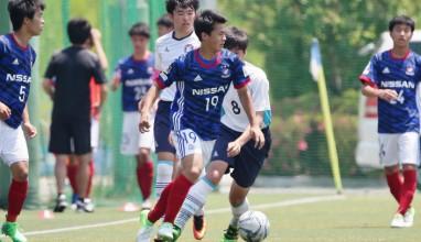 横浜FC、マリノス、町田ゼルビアらが2回戦進出|日本クラブユースサッカー選手権(U-18)関東大会ノックアウトステージ1回戦