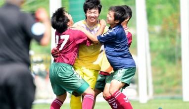 メリッソ、クラブテアトロが4強入り!|日本クラブユースサッカー選手権(U-15)大会神奈川県大会準々決勝(5/27)