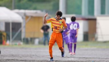 【Pick up】箕輪、上保の得点で府ロクが九曜FC敗り2回戦進出