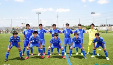 ジェファ、FC多摩、STFCはそれぞれ勝利し勝点3獲得|東京都ユースU-15サッカーリーグトップリーグ