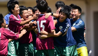 決勝カードは「メリッソ対テアトロ」!|日本クラブユースサッカー選手権(U-15)大会神奈川県大会準決勝(6/3)