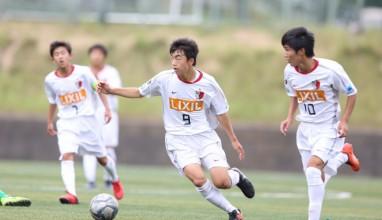 鹿島アントラーズかFC東京深川か、優勝の行方は最終節へ!|関東ユース(U-15)サッカーリーグ1部 第21節