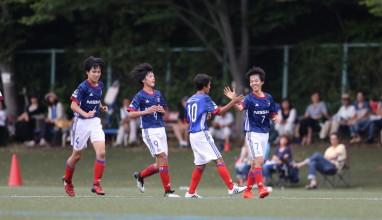 【Pick up】U-15日本代表の植田啓太がハットトリックの活躍を見せマリノスがクリアージュ敗る