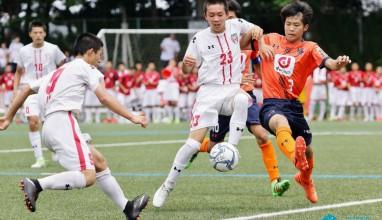 クマガヤ、Wings、坂戸、レイソルが関東4強!|関東クラブユースサッカー選手権(U-15)大会 準々決勝