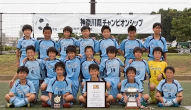 バディー、エクセレントフィートらが1位トーナメントへ!|第41回関東少年サッカー大会 予選リーグ