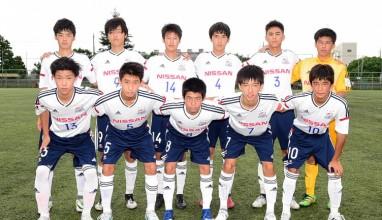 マリノスが鹿島敗り首位との勝ち点差1へ肉薄!|関東ユース(U-15)サッカーリーグ1部