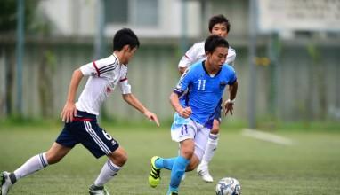 首位鹿島と2位FC東京深川の直接対決はドロー決着|関東ユース(U-15)サッカーリーグ1部 #16