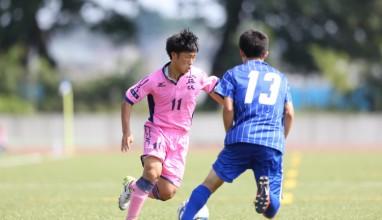 【Pick up】日大藤沢が桐のハットトリックなどで桐蔭学園相手に6発快勝!