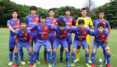 首位FC東京むさしの1部昇格が決定!2位武蔵野シティは昇格に王手!|関東ユース(U-15)サッカーリーグ2部 第21節