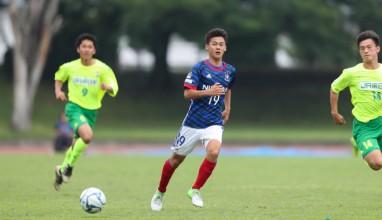 横浜FM、C大阪、湘南らがベスト16進出!|第41回日本クラブユースサッカー選手権(U-18)大会 GS#3
