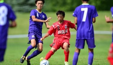 クマガヤSC、エボルブ、レイソルらが全国16強!|第32回日本クラブユースサッカー選手権(U-15)大会 決勝ラウンド R32