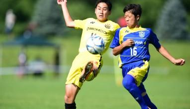 ベスト4に浦和、鳥栖、柏、清水!|第32回日本クラブユースサッカー選手権(U-15)大会 決勝ラウンド 準々決勝