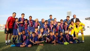 FCバルセロナが東京都U-12との決勝制し見事頂点に!|U-12ジュニアサッカーワールドチャレンジ