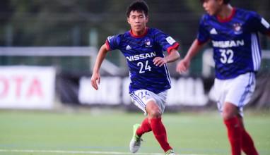 U-17日本代表椿のゴールで横浜FM勝利。青森山田は京都とドローで首位奪取逃す|プレミアリーグEAST第14節