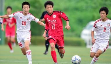 【Pick up】相川陽葵(17)の鮮やかミドルでレイエスが強豪クマガヤSC敗る(写真:21枚)