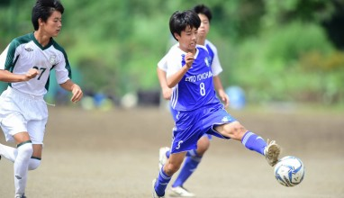 【Pick up】キャプテン野宮の活躍でFC E'XITOが逗子開成敗り3回戦へ(写真:18枚)