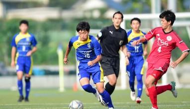 武蔵野シティの来季1部昇格が決定!優勝争いは最終節に持ち越し|関東ユース(U-15)サッカーリーグ2部 第22節