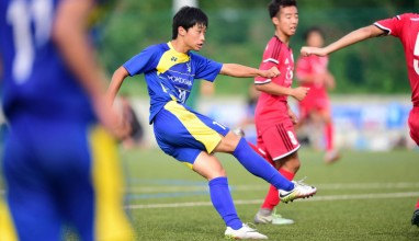 【Pick up】背番号「10」福崎伶青の2ゴールでレイエス敗った武蔵野シティが、来季関東L1部昇格を決定!