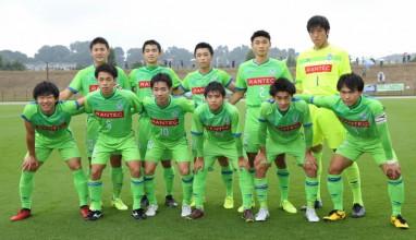 湘南が八方のゴールなどで東京V撃破!その他FC東京、柏らが16強入り!|2017Jユースカップ