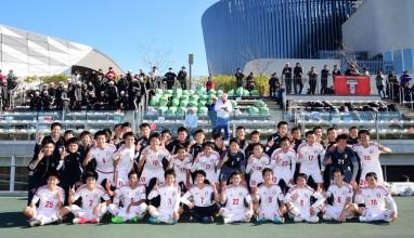 東京V、鹿島ノルテ、クマガヤSCが全国切符獲得!|2017高円宮杯U-15サッカー選手権関東大会