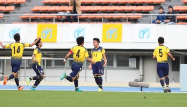 【Pick up】関東第一が重田快の決勝ゴールで2大会連続の選手権出場決める(写真:35枚)