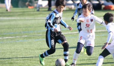 【Pick up】全日本少年サッカー出場チーム同士の一戦はフロンターレに軍配!