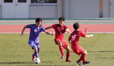 富山第一、流経柏、名古屋、磐田の4チームの来季プレミア参入決定!|高円宮杯U-18サッカーリーグ2017プレミアリーグ参入戦