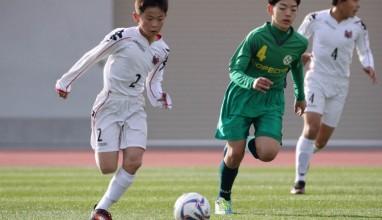 大宮アルディージャ、コンサドーレ札幌が4強へ名乗り!|第41回全日本少年サッカー大会