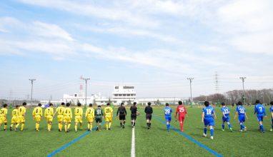 1次リーグが開幕!初日16試合の試合結果|第33回日本クラブユースサッカー選手権U-15大会東京都予選