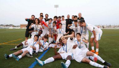 レアル・マドリードが決勝で湘南ベルマーレ破り栄冠に!|U15キリンレモンCUP2018