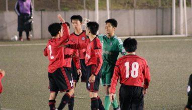 駒澤が齋藤のゴールで成立破り開幕戦を白星で飾る|高円宮杯JFA U-18サッカーリーグ東京 2018/T1