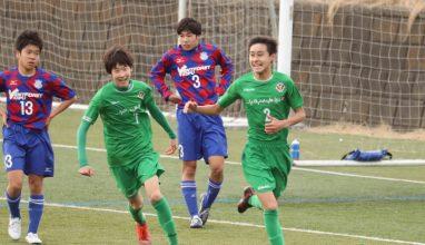 三菱養和巣鴨が首位浮上!レイエスは同勝点で3位に|2018-2019シーズン 関東ユース(U-15)サッカーリーグ Division2