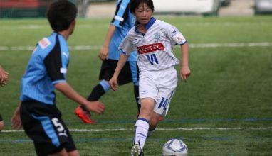 フロンターレ対ベルマーレはドロー決着|2018-2019シーズン 関東ユース(U-15)サッカーリーグ Division2
