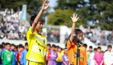 大会開幕!初日でベスト16が決定!|ダノンネーションズカップ2018 in JAPAN