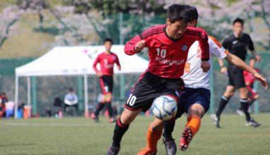 開幕2連勝の実践学園が首位 駒澤大高は2位につける|高円宮杯 JFA U-18サッカーリーグ2018 東京/T1