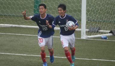 湘南ベルマーレが首位返り咲き!マリノス追浜はレイエス破り3勝目 |2018-2019シーズン 関東ユース(U-15)サッカーリーグ Division2