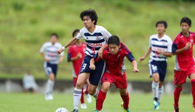 決勝カードは「STFC対横浜F・マリノス」|第24回関東クラブユース選手権(U-15)大会