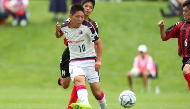 決勝カードはサンフレッチェ広島対セレッソ大阪!|日本クラブユースサッカー選手権(U-15)大会