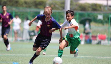 バルセロナ、アーセナル、ティフアナ、JFAトレセン大阪が4強入り!|U-12ジュニアサッカーワールドチャレンジ