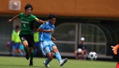 決勝戦は桐光学園と山梨学院が激突!||全国高校サッカーインターハイ