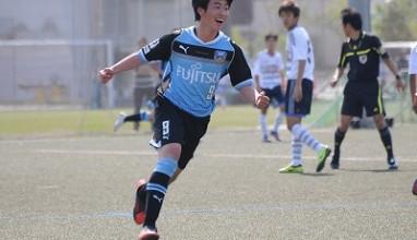 関東ユース(U-15)サッカーリーグ 1部 ♯10 『横浜F・マリノスJY vs 川崎フロンターレU-15』