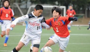 日産カップ争奪第38回 神奈川県少年サッカー選手権大会 中央大会1回戦・2回戦