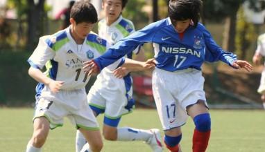 TRM『横浜F・マリノスJY追浜U-13 vs 湘南ベルマーレJYU-13』
