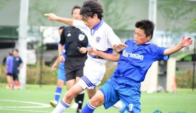 【2015 神奈川県チャンピオンシップU-12 1回戦】ハリマオSC vs フットワーククラブ