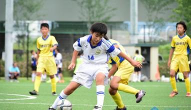 【2015 神奈川県チャンピオンシップU-12 1回戦】ミハタサッカークラブ相模原 vs SCH.FC