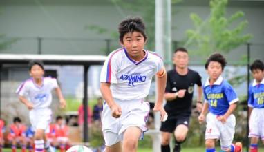 【2015 神奈川県チャンピオンシップU-12 1回戦】あざみ野FC vs 藤沢FC