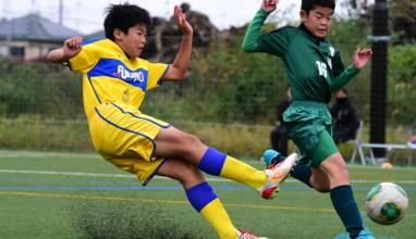 【第39回全日本少年サッカー大会神奈川県大会 4回戦】JFC FUTURO vs 黒滝サッカークラブ